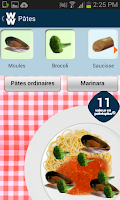 Screenshot of Weight Watchers français CA