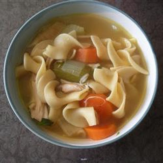 Fast Chicken Soup Base