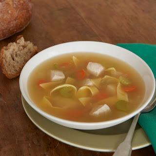 Souper Simple Chicken Noodle Soup Recipe