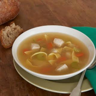 Souper Simple Chicken Noodle Soup.