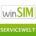 winSIM  Servicewelt icon