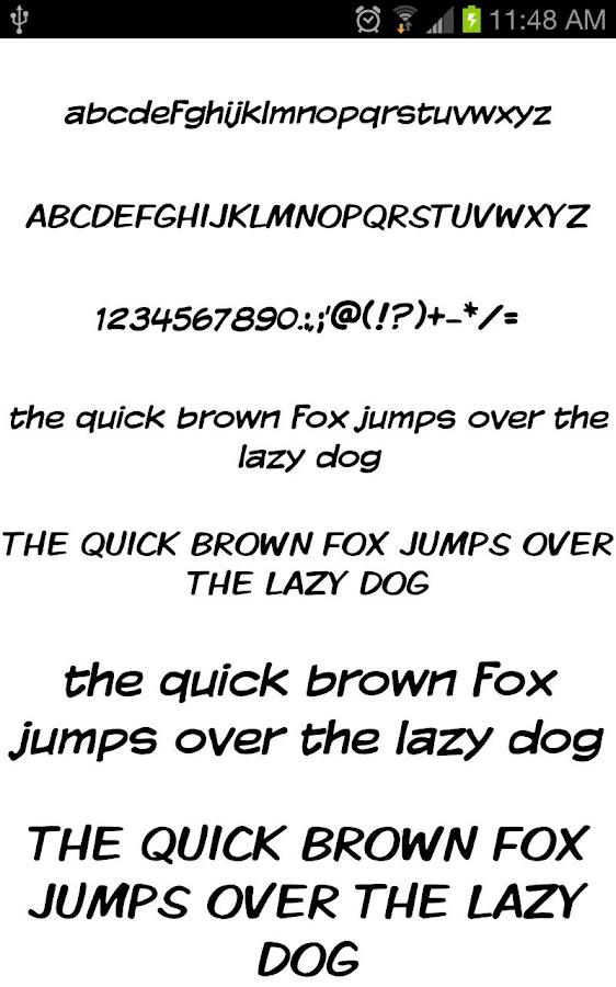 Write-Fonts-for-FlipFont-free 9
