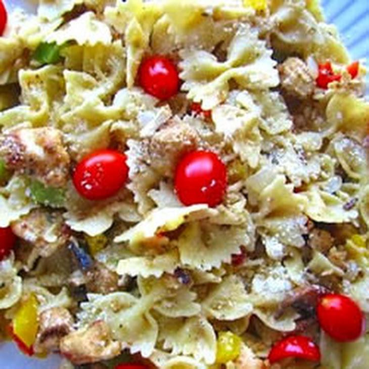 Chicken Pasta - Shannon Style Recipe