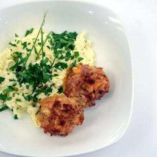 Chef Vikki's Homemade Breakfast Sausage and Cheesy Eggs