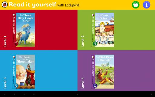 Ladybird: Read it yourself
