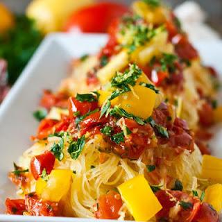 Spaghetti Squash Gremolata