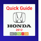 Quick Guide 2012 Honda Civic