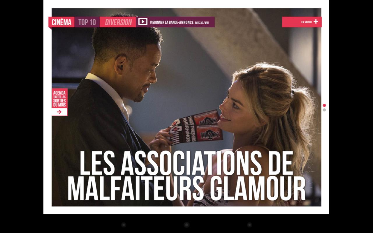 ScreenMania Mag Ciné - screenshot