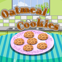 Oatmeal Cookies Cooking icon