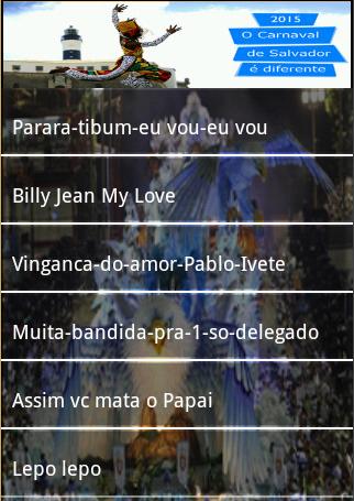 Carnaval no Globo - Ringtones