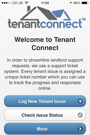 Tenant Connect
