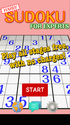 Sudoku Puzzle FOR EXPERTS