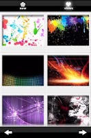 Screenshot of Wallpapers HD Backgrounds