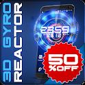3D Gyro Reactor Pro icon