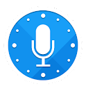 WakeVoice ★ vocal alarm clock icon