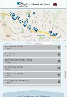 Montecatini Terme mApp- screenshot thumbnail
