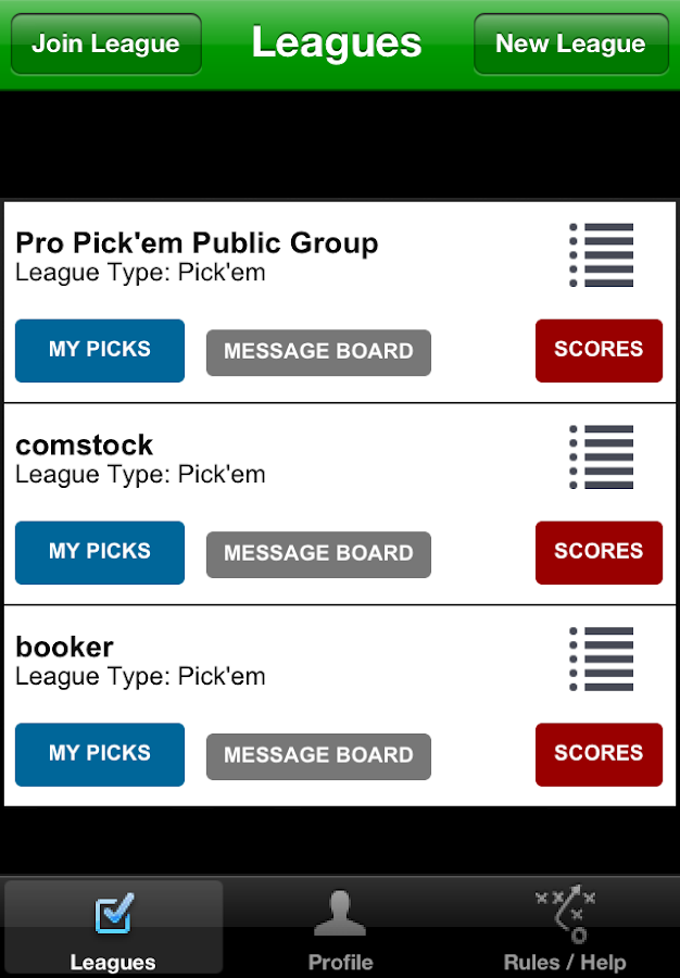 how to play proline pro picks