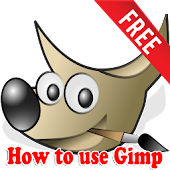How to use Gimp Free Apps