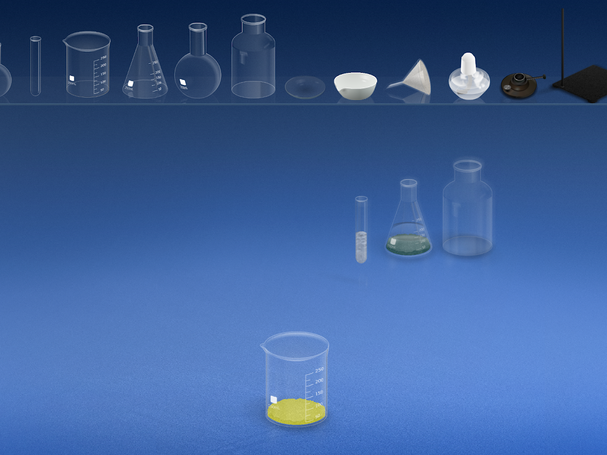 Chemist - screenshot