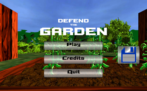 Defend the Garden