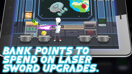 Laser Sword Chef 2099- screenshot thumbnail