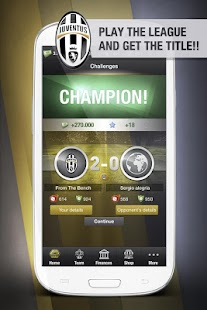 Juventus Fantasy Manager '14 - screenshot thumbnail