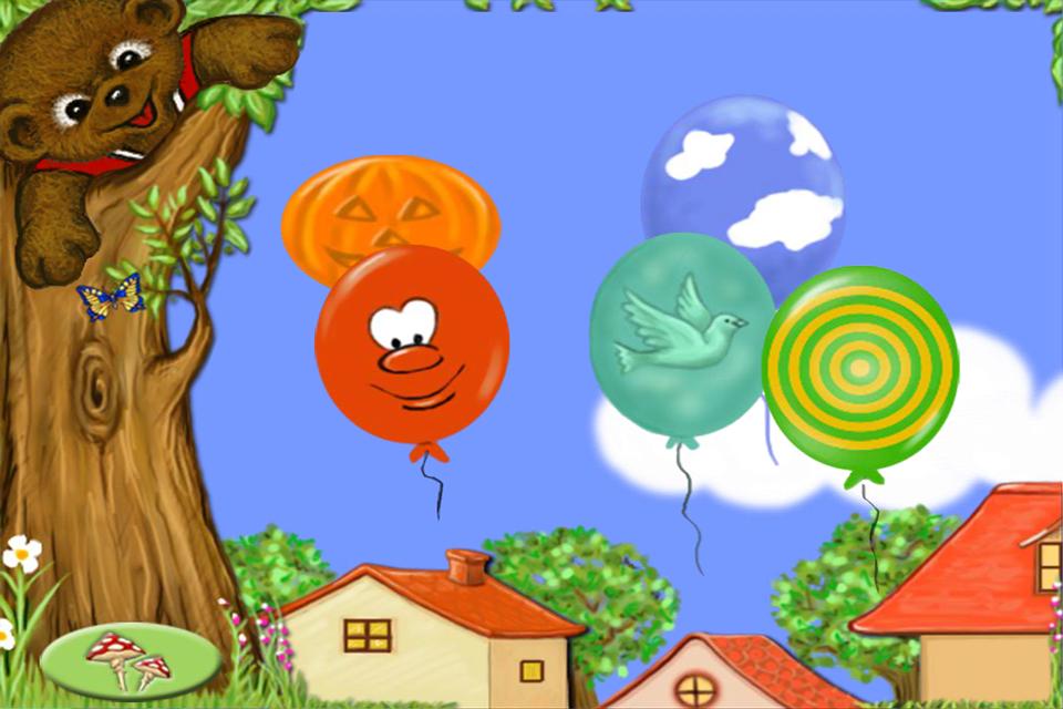 Orsacchiotto asilo app android su google play for Auxiliar de jardin de infancia