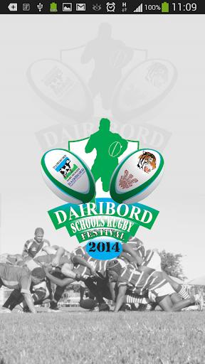 Dairibord Schools Rugby 2014