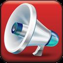 LOUD Ringtones mobile app icon