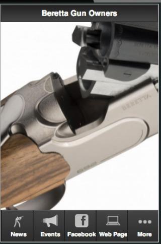 Beretta Gun Owners App