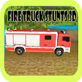 Fire Truck Stunts 3D