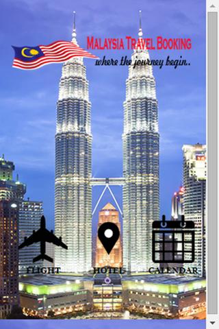 Malaysia Travel Booking
