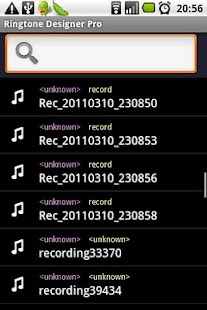Mp3 RingTone Free - screenshot thumbnail