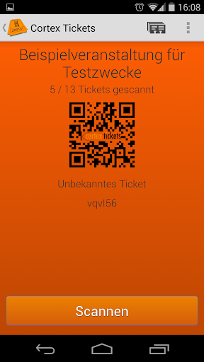 【免費娛樂App】Cortex Tickets-APP點子