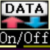 Mobile Data On/Off Toggle