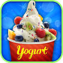 Frozen Yogurt - Cooking games icon