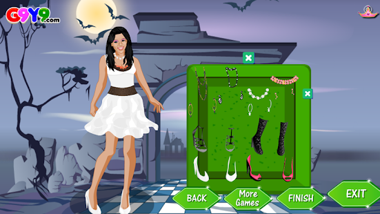 fashion girl dress up- screenshot thumbnail