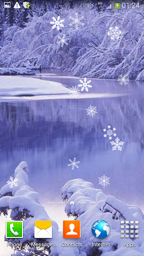 冬季動畫壁紙