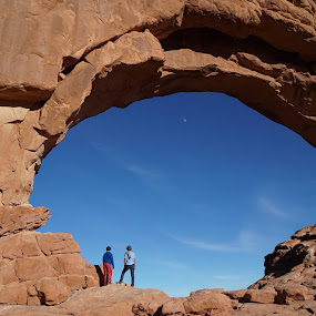Arch by VAM Photography - Landscapes Caves & Formations ( nature, utah, rock, travel, places,  )