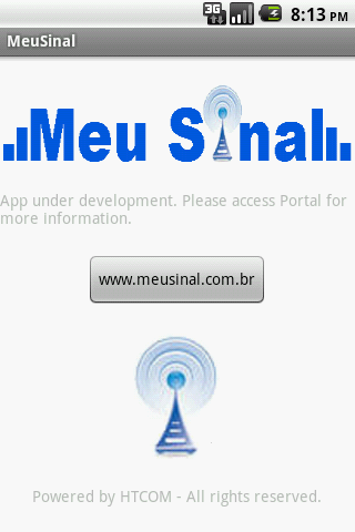 MeuSinal - screenshot