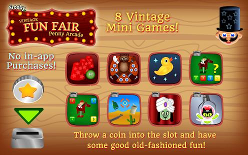 Funfair Penny Arcade Premium