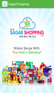 Sagar Shopping screenshot 0