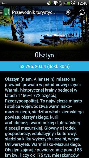Mazury Warmia Żuławy