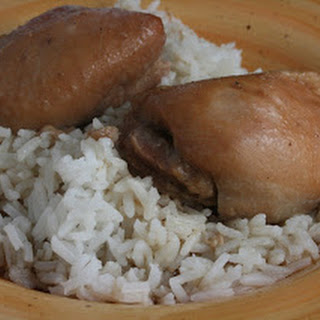 CrockPot Brown Sugar Chicken