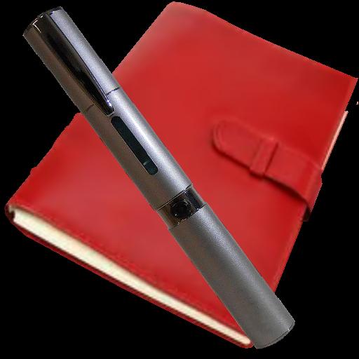 E-Cig Diary PRO LOGO-APP點子