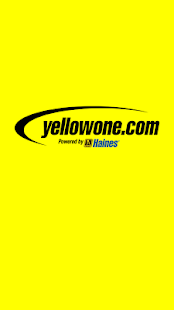 Haines yellowone.com- screenshot thumbnail
