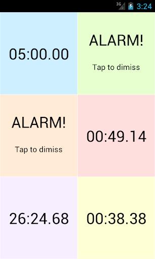Timer App Beta