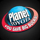 Planet Toyota DealerApp icon