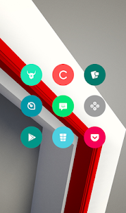 Material Things Lollipop Theme - screenshot