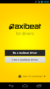 Taxibeat Driver- screenshot thumbnail